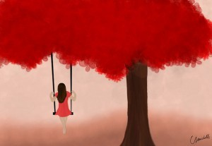Favim.com-art-draw-girl-illustration-swing-429360